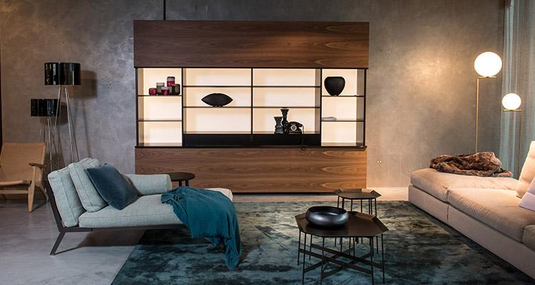Sale designmeubelen NOORT interieur